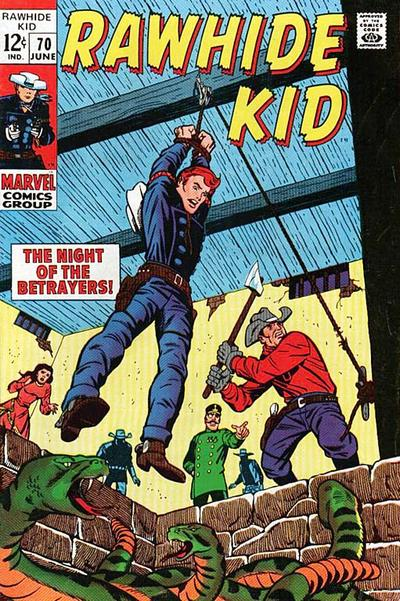 Rawhide Kid Vol 1 70