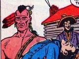 Red Hawk (Cheyenne) (Earth-616)