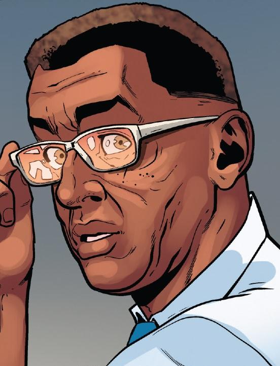 Sheldon Sanders (Earth-616)