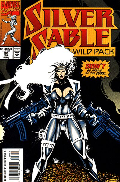 Silver Sable and the Wild Pack Vol 1 20
