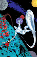 Silver Surfer Vol 7 1 Textless