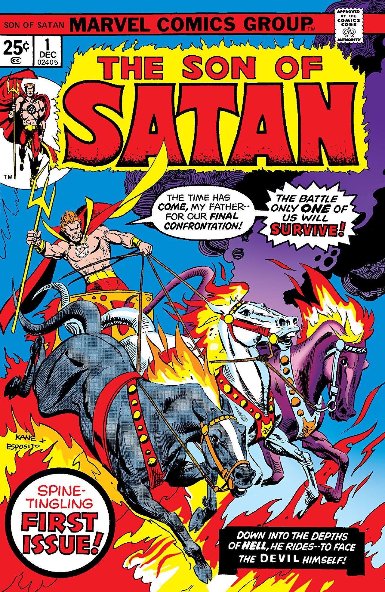 Son of Satan Vol 1 1