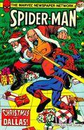 Spider-Man Christmas in Dallas