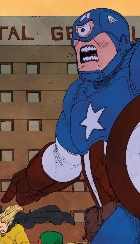 Steven Rogers (Earth-61422)