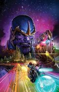 Thanos Legacy Vol 1 1 Scorpion Comics Exclusive Virgin Variant