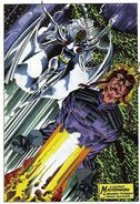 Uncanny X-Men Annual Vol 1 16 Pinup 4