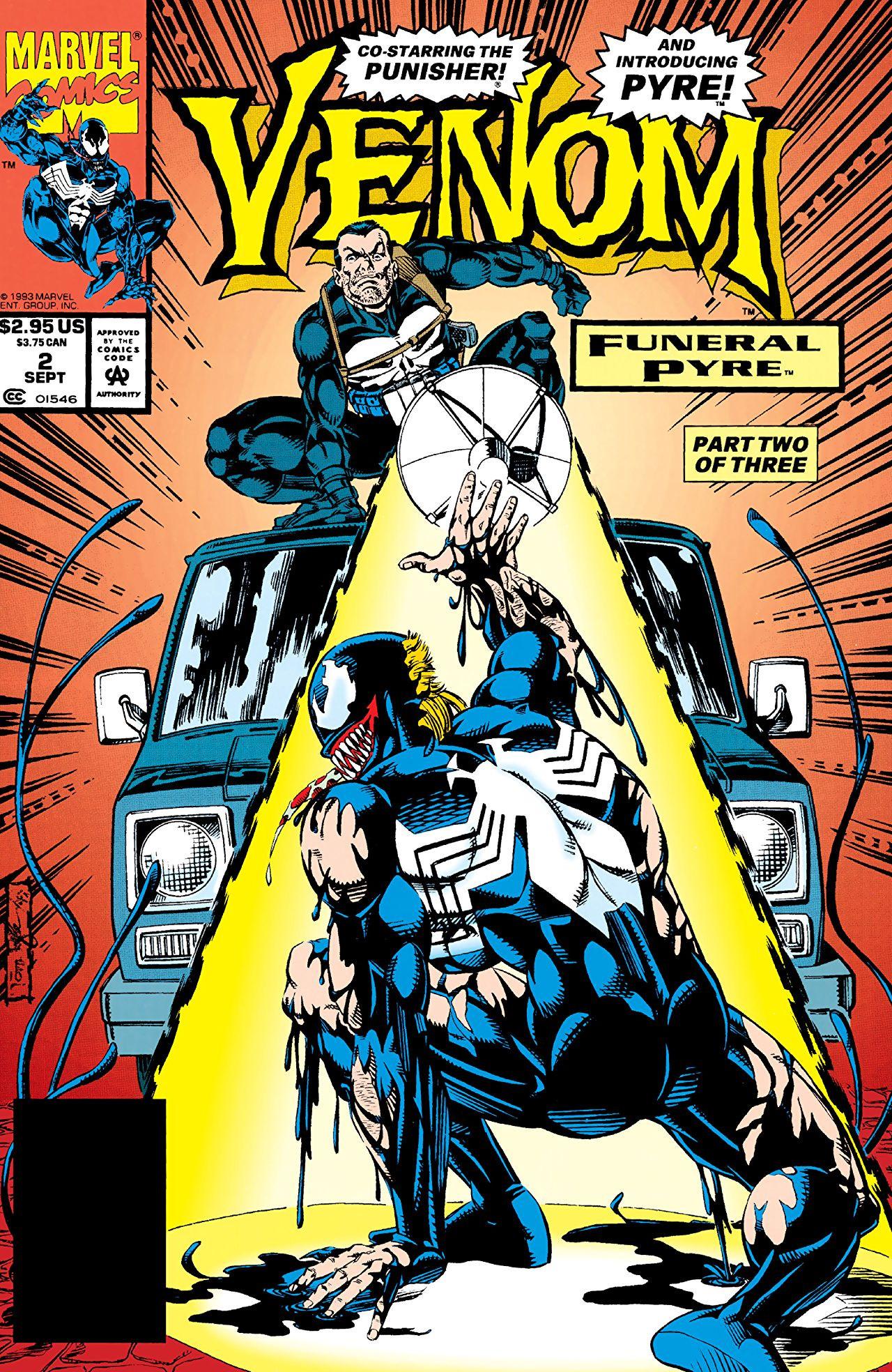 Venom: Funeral Pyre Vol 1 2