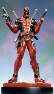 Wade Wilson (Earth-616) from from Bowen Designs Statues 0001