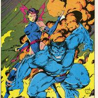 X Men Annual Vol 2 1 Marvel Database Fandom