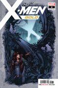 X-Men Gold Annual Vol 1 2