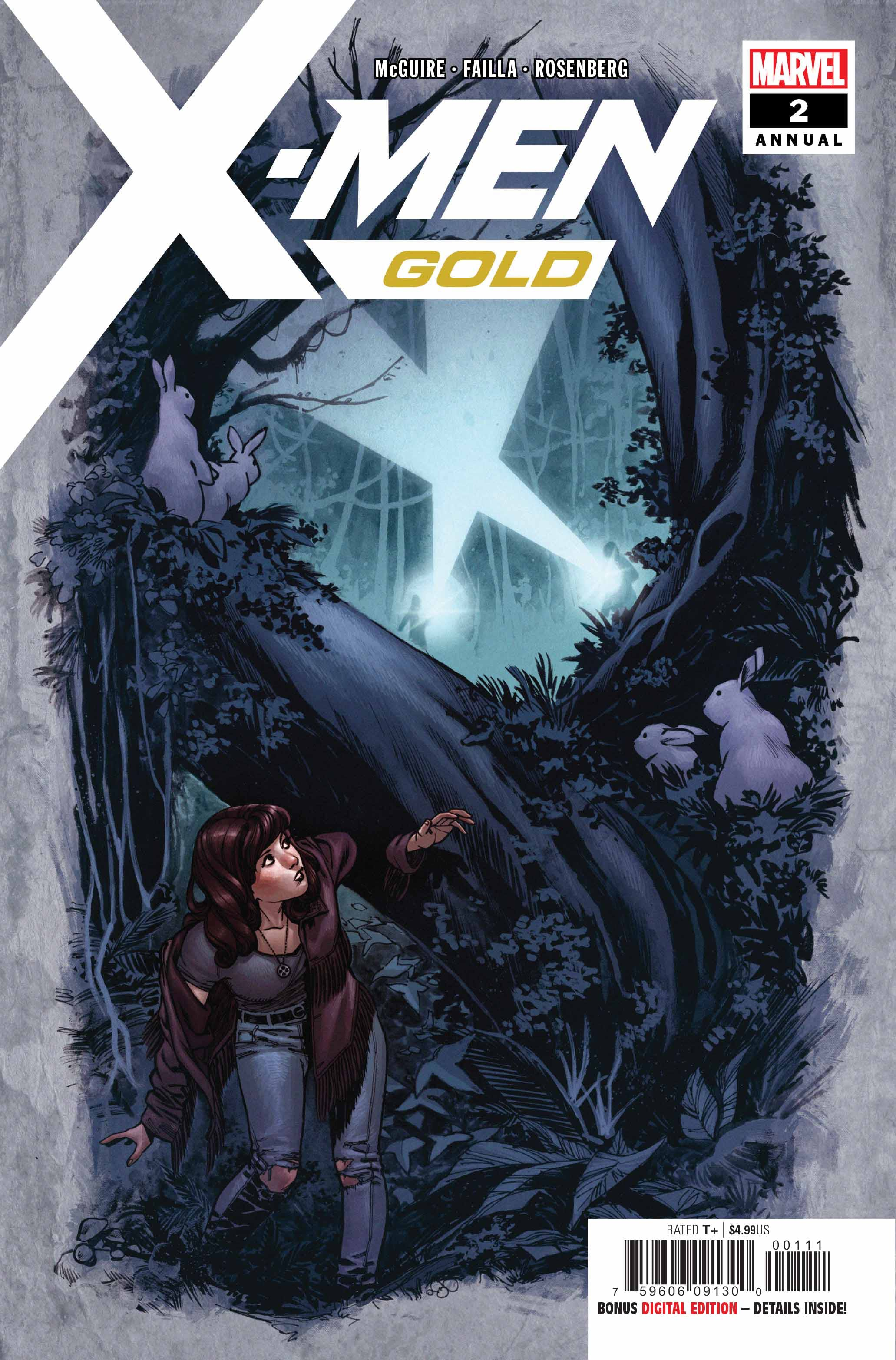 X-Men: Gold Annual Vol 1 2