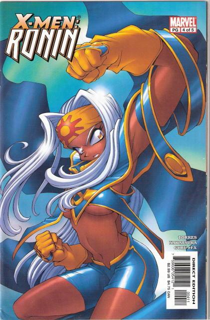 X-Men: Ronin Vol 1 4