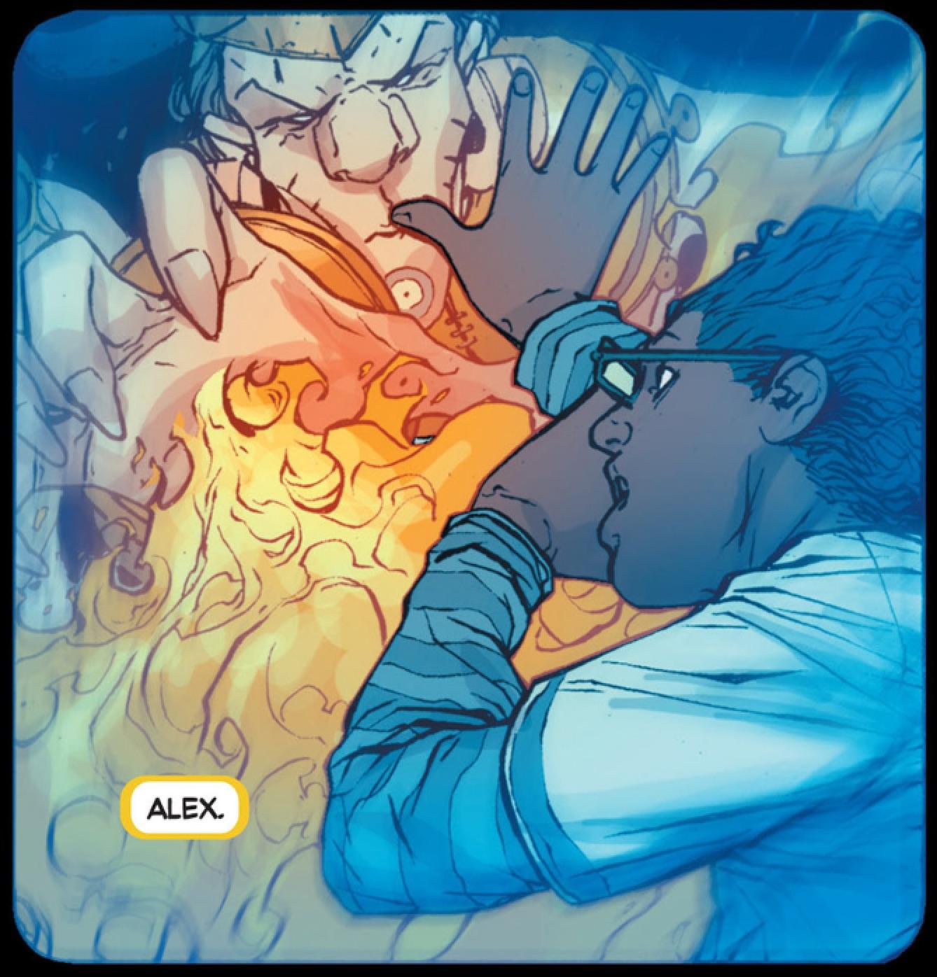 Alex Wilder (Earth-616) and Gibborim from Avengers Arena Vol 1 4 001.jpg
