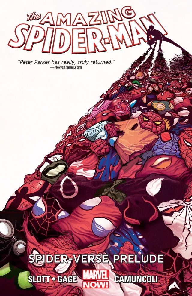 Amazing Spider-Man TPB Vol 2 2: Spider-Verse Prelude