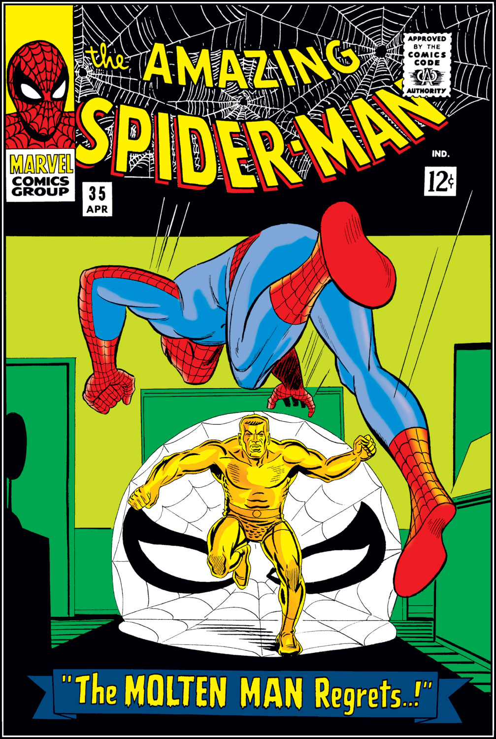 Amazing Spider-Man Vol 1 35