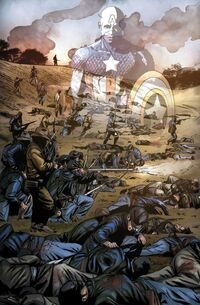 American Civil War (Event) from Captain America Theatre of War - Ghosts of My Country Vol 1 1 001.jpg