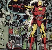 Anthony Stark (Earth-616) from 1981 Marvel Comics Calendar 001