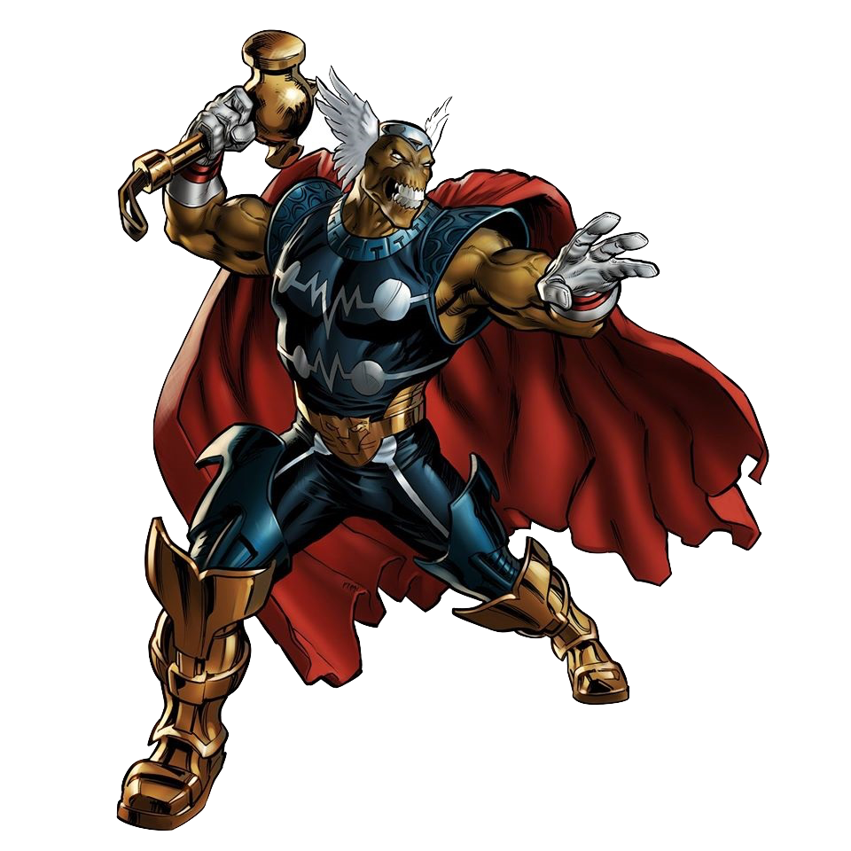 Beta Ray Bill (Earth-12131)