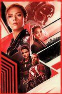 Black Widow (film) poster 018 textless