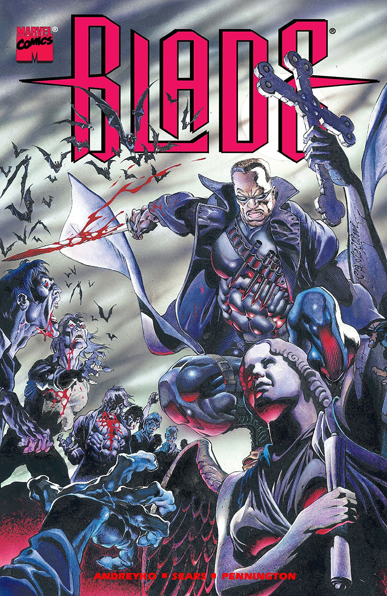 Blade: Sins of the Father Vol 1 1