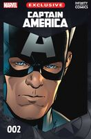 Captain America Infinity Comic Vol 1 2