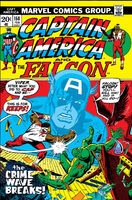 Captain America Vol 1 158