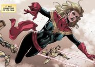 Carol Danvers (Earth-616) from Avengers World Vol 1 6 001