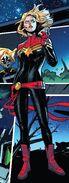 Carol Danvers (Earth-616) from Empyre Vol 1 1 001