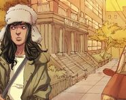 Coles Academic High School from Ms. Marvel Vol 3 5 001