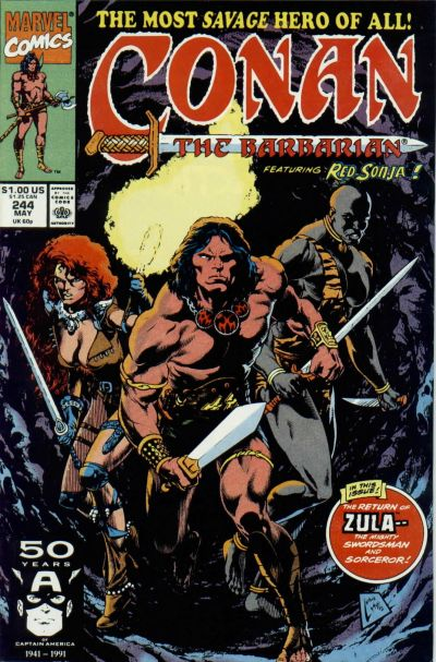 Conan the Barbarian Vol 1 244