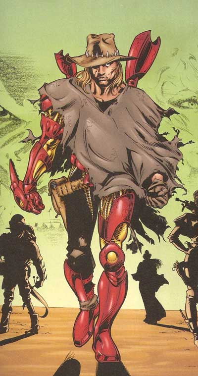 Conner O'Reilly (Heroes Reborn) (Earth-616)