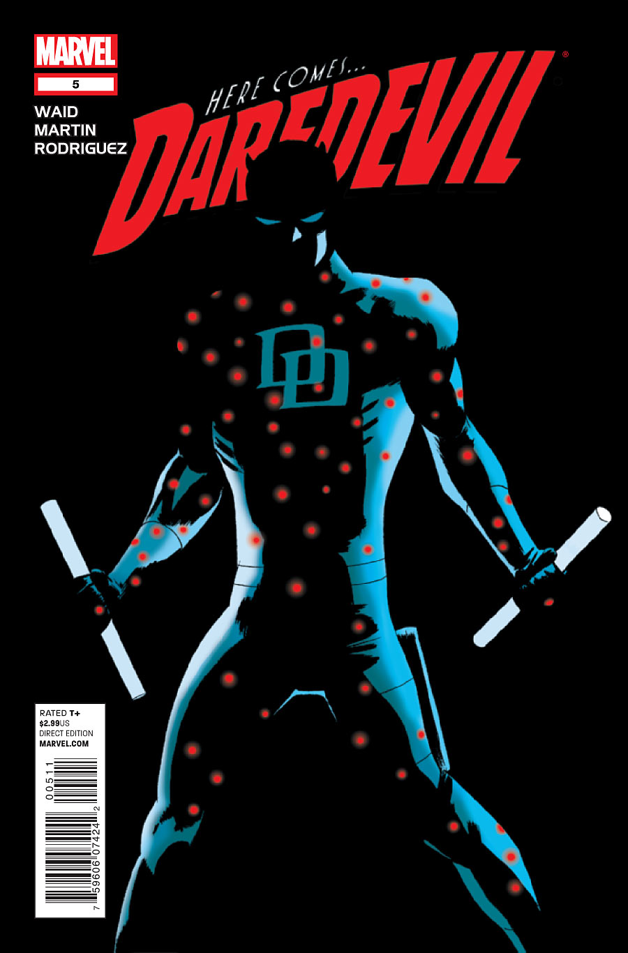Daredevil Vol 3 5