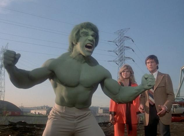The Incredible Hulk (TV series) Season 1 5