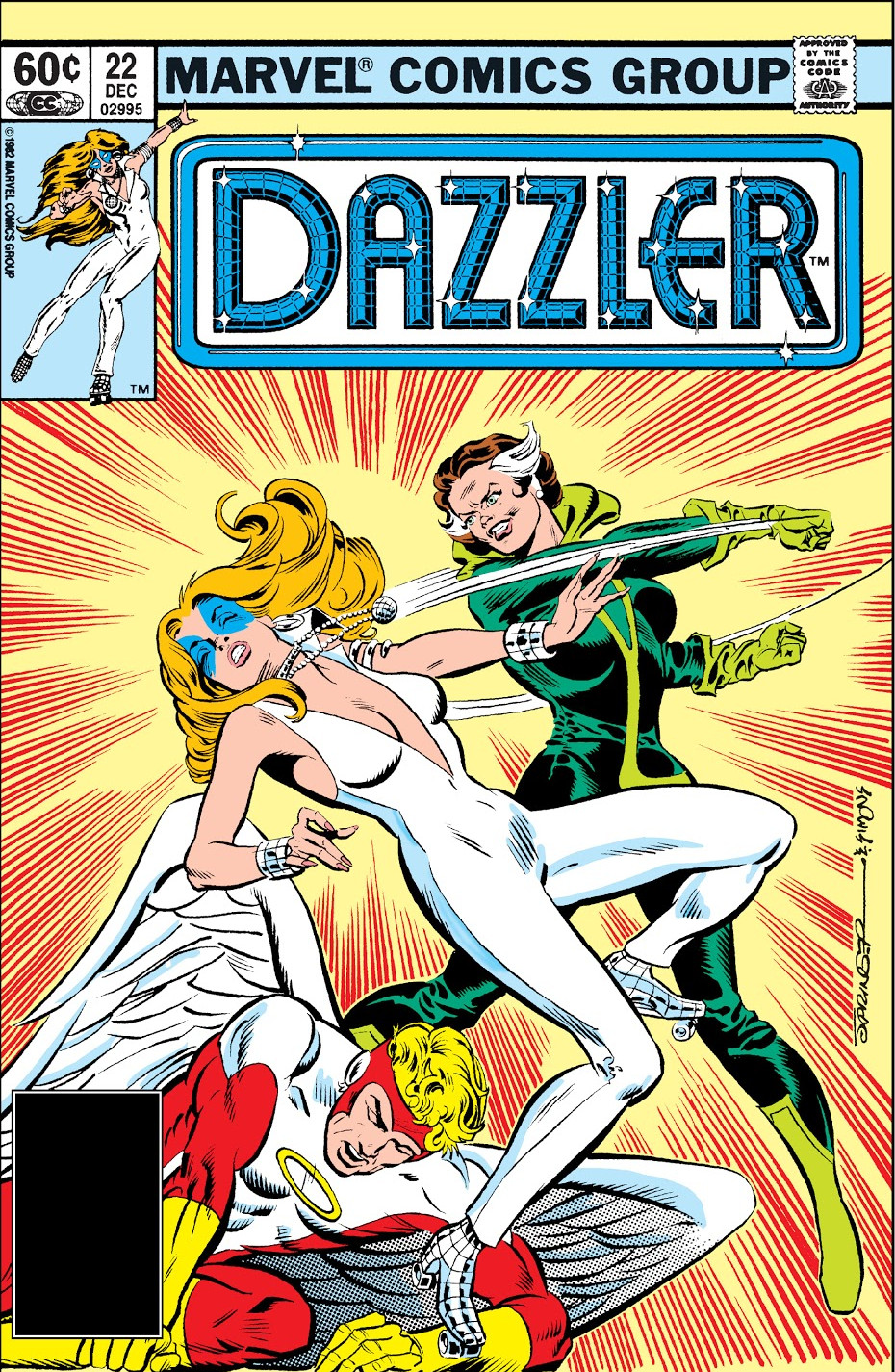 Essential Series: Dazzler Vol 1 2