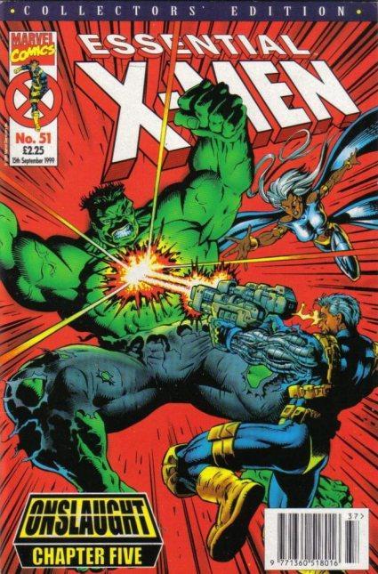 Essential X-Men Vol 1 51