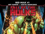 Fall of the Hulks: Red Hulk Vol 1 1