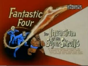 Fantastic Four (1967 animated series) Season 1 5 Screenshot.jpg