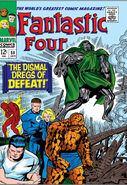 Fantastic Four Vol 1 58