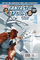 Fantastic Four Vol 1 600