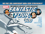 Fantastic Four Vol 1 600