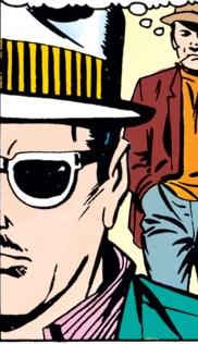 Foxy Briggs (Earth-616)