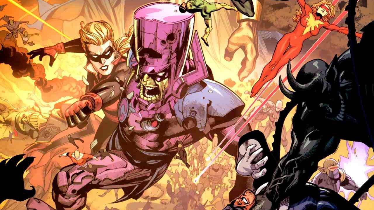 Galactus (Skrull) (Earth-616)/Gallery