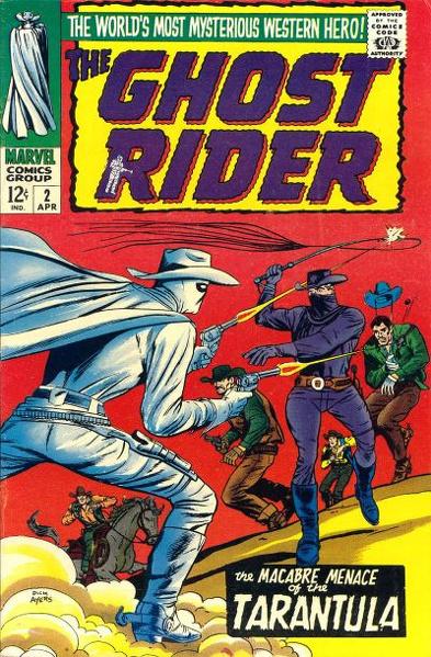 Ghost Rider Vol 1 2
