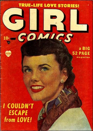 Girl Comics Vol 1