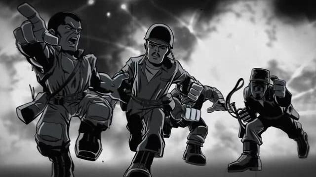 Howling Commandos (Earth-91119)