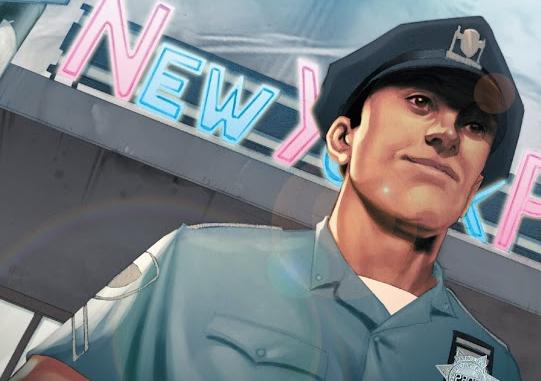 Ian (Auxiliary Police) (Earth-616)