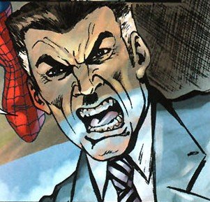 John Jonah Jameson (Earth-52136) from What If Aunt May Had Died Instead of Uncle Ben? Vol 1 1 0001.jpg