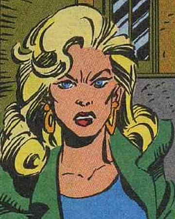 Kerry Dowenn (Earth-928) from Punisher 2099 Vol 1 5 0001.png