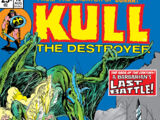 Kull the Destroyer Vol 1 15