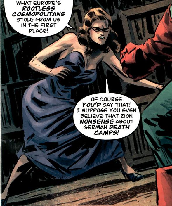 Lenora Moore (Earth-616)